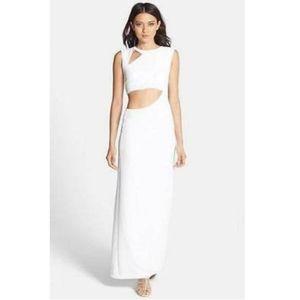 BCBG Max Azria - Kimora Cut Out Maxi Dress